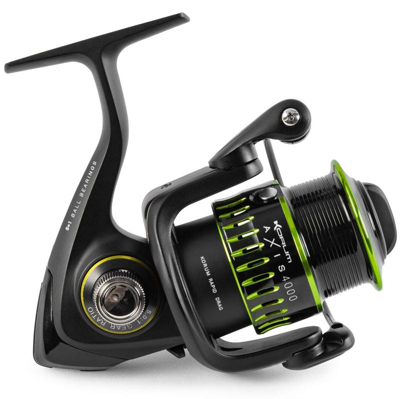 Korum Axis Fishing Reel