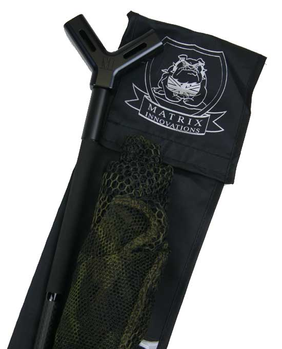 "Matrix Innovations 3K Camo 42"" Landing Net"