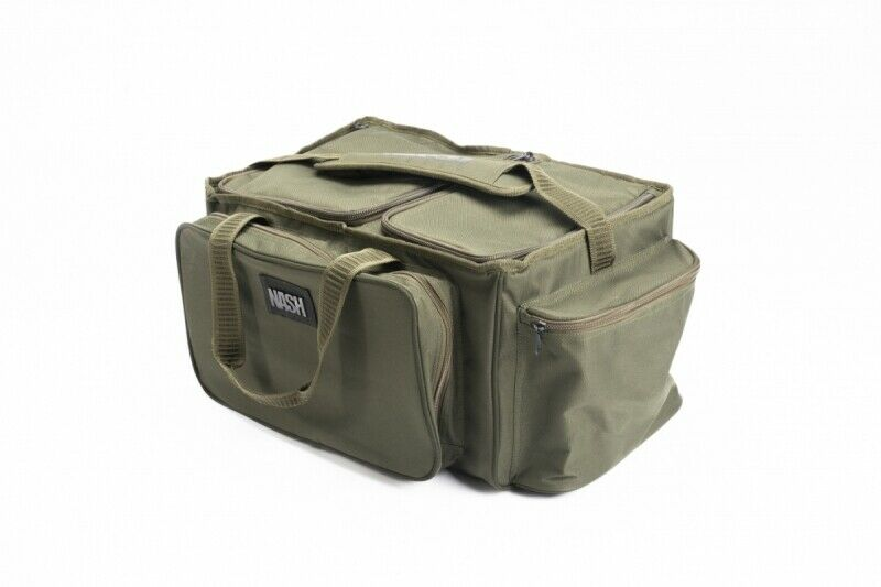 Nash Tackle Session Food Bag T3558 New