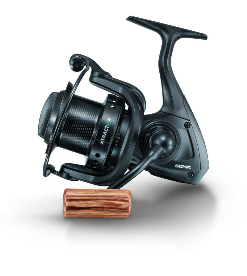 Sonik Xtractor 5000 Mini Big Pit Fishing Reel SXR5000