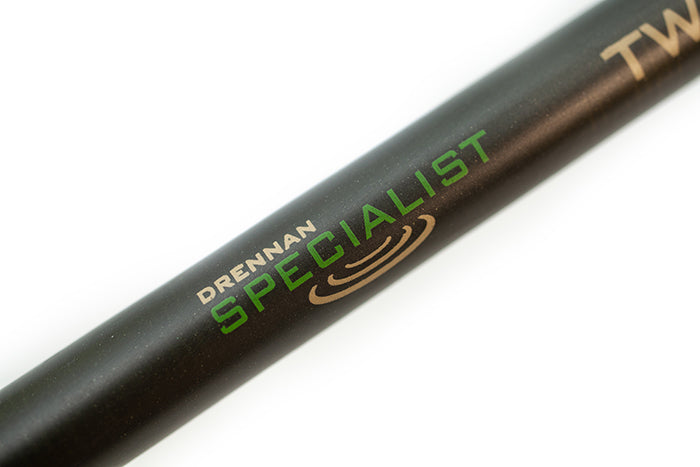 Drennan Specialist 12ft Twin Tip Duo Rod 1.25lb