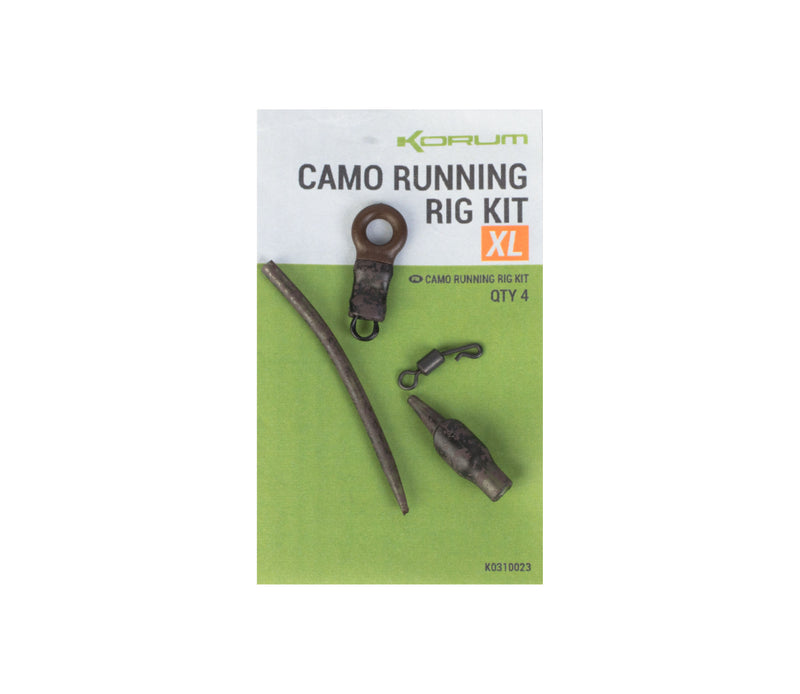 Korum Camo Running Rig Kits