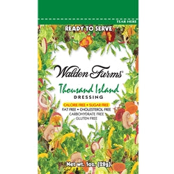 Walden Farms Ready-to-Serve Thousand Island Dressing Packets