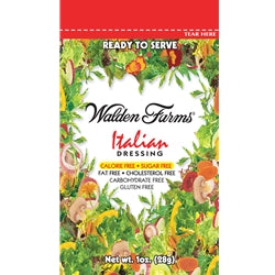 Walden Farms Ready-to-Serve Italian Dressing Packets