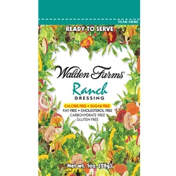 Walden Farms Ready-to-Serve Ranch Dressing Packets