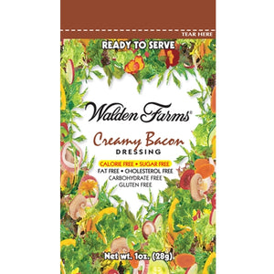 Walden Farms Ready-to-Serve Creamy Bacon Dressing Packets