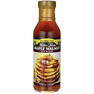 Walden Farms Maple Walnut Syrup