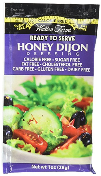 Walden Farms Ready-to-Serve Honey Dijon Dressing - Single