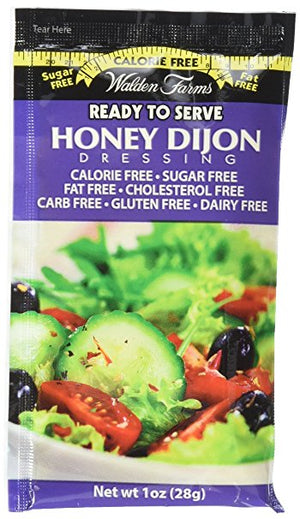 Walden Farms Ready-to-Serve Honey Dijon Dressing Packets