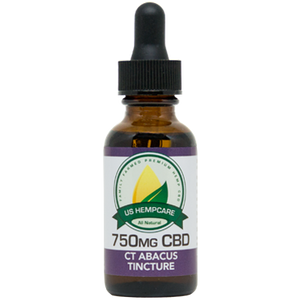 Tincture CT Abacus 750mg 30ml