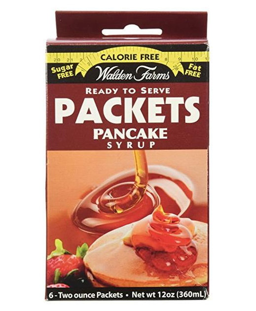 Walden Farms Ready-to-Serve Pancake Syrup - Single