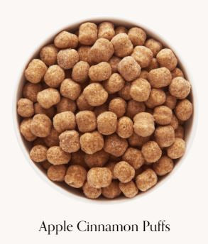 Apple Cinnamon Puffs *R