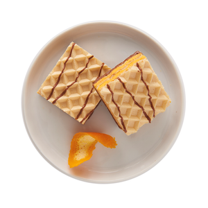 Orange Creme Wafers