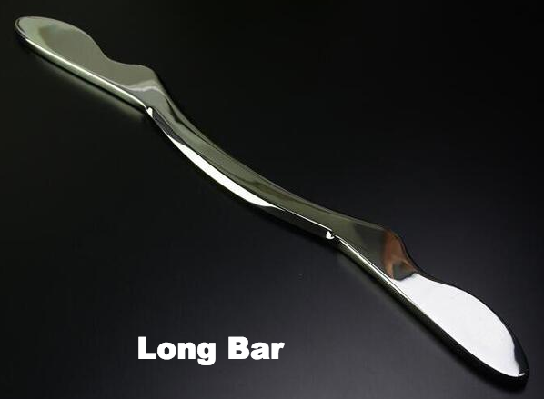 Long Bar Generic Stainless Steel IASTM Instrument