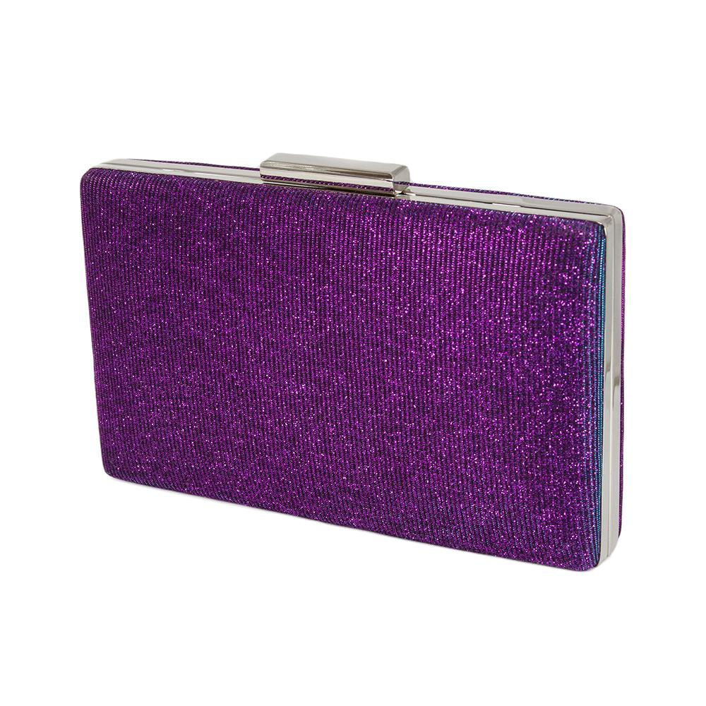 Seri Purple Aqua Clutch