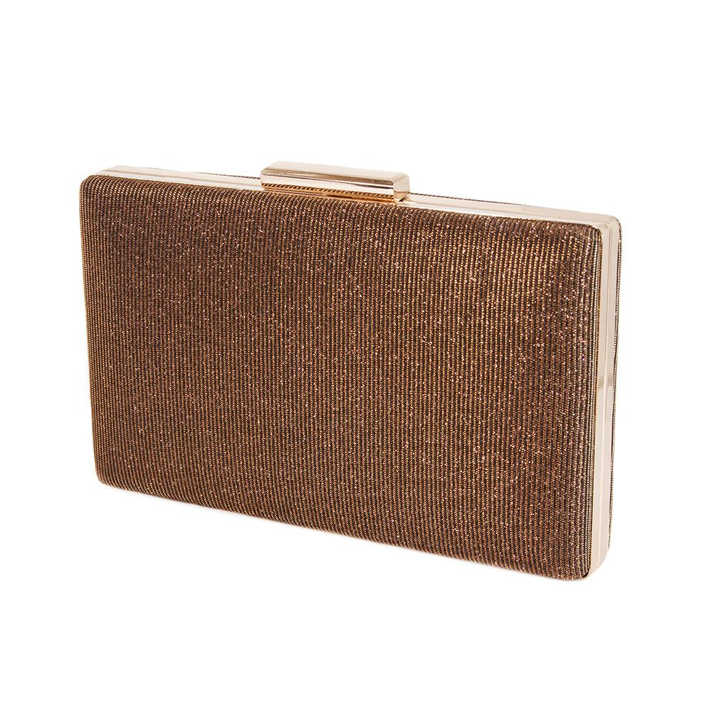 Seri Bronze Gold Clutch