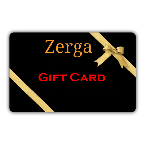 Zerga Shoes Gift Card