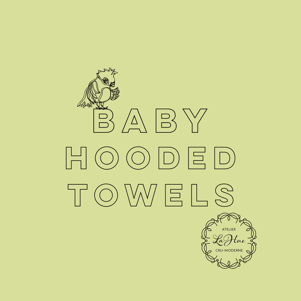 Petit LaHue Hooded Children's Towels
