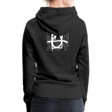 We Shall Overcome Random Act Women's Premium Hoodie - black