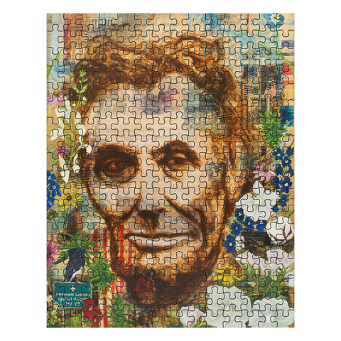 Lincoln Crossed My Mind by Andrea LaHue Puzzles