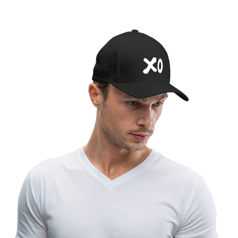 XO Random Act Baseball Cap - black