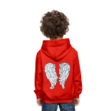 You Got This Wings Kids' Premium Hoodie - red