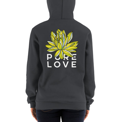 Random Act Pure Love Lotus Fall 2019 Sweatshirt Hoodies