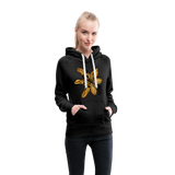 Tiger Lily Random Act Women's Premium Hoodie - charcoal gray