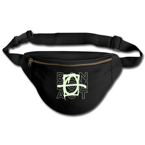 Neon Random Act Utility Belt - black