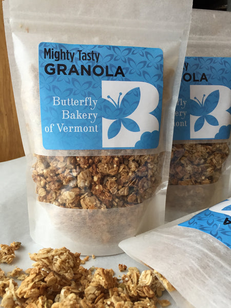 Mighty Tasty Granola - Bulk and Retail