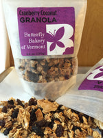 Cranberry Coconut Granola - Bulk and Retail