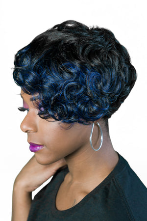 Luxurious Hair Wig, premium quality, Isis Red Carpet, Keyshia, curly, short, tapered