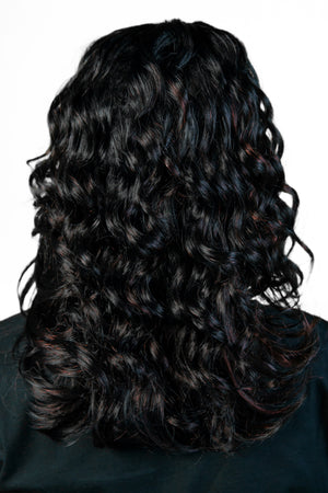 Luxurious Hair Wig, premium quality, FreeTress, premium fiber synthetic wig, curly