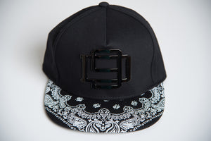 Capelli Metal Swag Snapback Hat