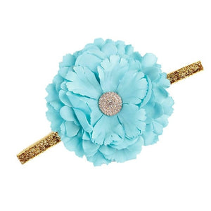 Fashion Kids Girl Baby Toddler Flower Headband