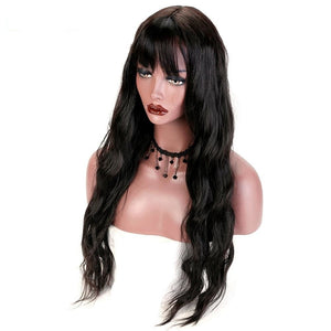 Long  Wavy Hairstyle Synthetic High Temperature Fiber