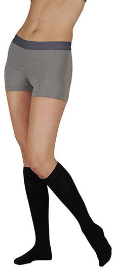 Juzo Soft (2000ADFF), 15-20 mmHg, Knee High, Closed Toe