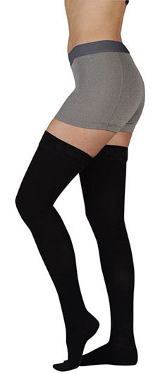 Juzo Soft Thigh High Closed Toe
