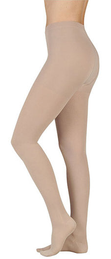 Juzo Soft (2082ATFF), 30-40 mmHg, Maternity Pantyhose, Closed Toe