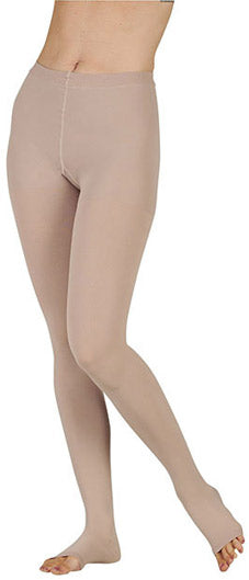Juzo Soft Waist High Open Toe 15-20 mmHg