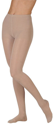Juzo Basic, 20-30 mmHg, Waist High, Open Toe | Compression Stocking | Compression Care Center
