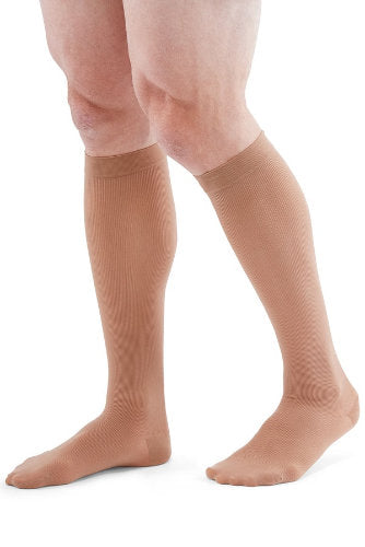 Duomed Patriot, 30-40 mmHg, Knee High, Closed Toe