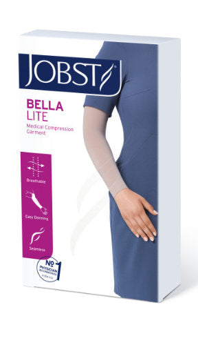 Jobst Bella Strong Armsleeve, 20-30 mmHg, w/o Silicone Band