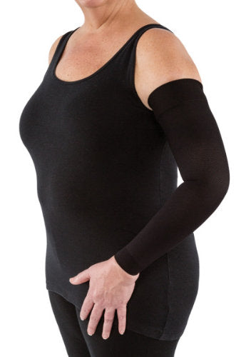 Jobst Bella Strong Armsleeve, 15-20 mmHg, Silicone Band