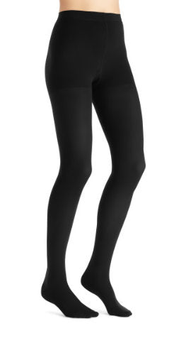Jobst Opaque, 15-20 mmHg, Waist High, Closed Toe | Black Jobst Opaque Stockings | Compression Care Center