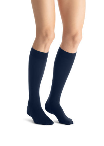 Jobst Opaque, 20-30 mmHg, Knee High, Closed Toe