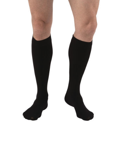 Jobst Relief, 20-30 mmHg, Knee High, Closed Toe | Black Compression Stocking | Compression Care Center
