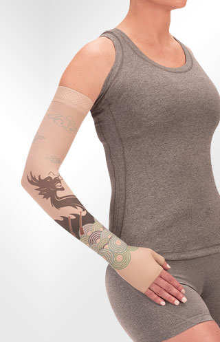 Juzo Dragon Boat Compression Armsleeve