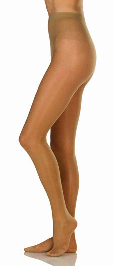 Jobst Ultrasheer, 8-15 mmHg, Waist High, Closed Toe