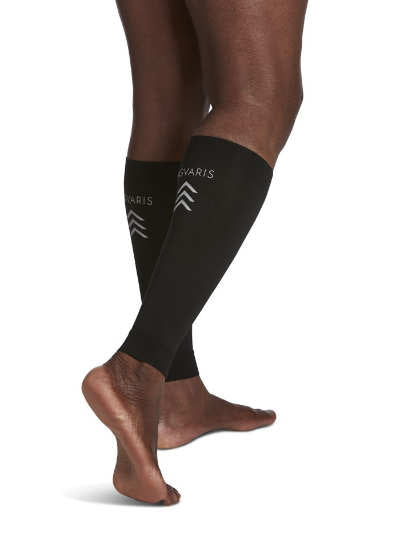 Sigvaris Performance, 20-30 mmHg, Leg Sleeves | Black Sigvaris Stocking | Compression Care Center